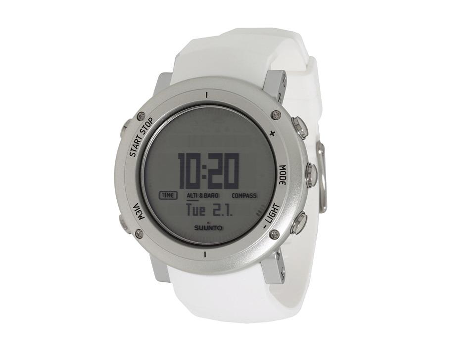 Suunto Core Alu White Digital Watches