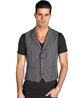 John Varvatos - Notch Lapel Vest