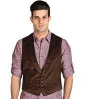John Varvatos - Shawl Collar Vest