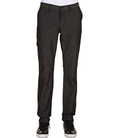 John Varvatos - Side Patch Pocket Slim Pant w/ Front Coin Pocket