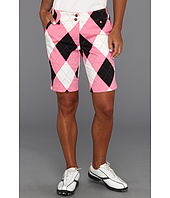 Loudmouth Golf - Pink & Black Short