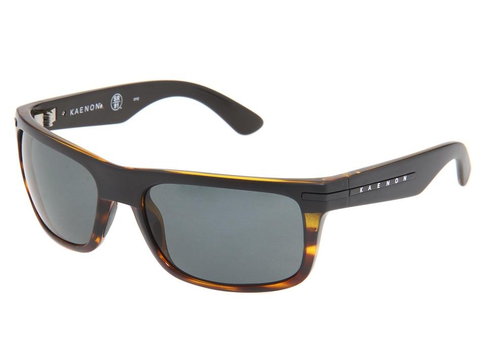 Kaenon Burnet SR91 (Polarized) (Special Sauce G12) Sport Sunglasses