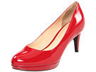 Cole Haan - Chelsea Low Pump (Tango Red Patent) - Footwear