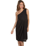Diesel Black Gold - Silk One Shoulder Dress