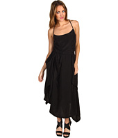 Diesel Black Gold - Gathered Asymmetrical Gown