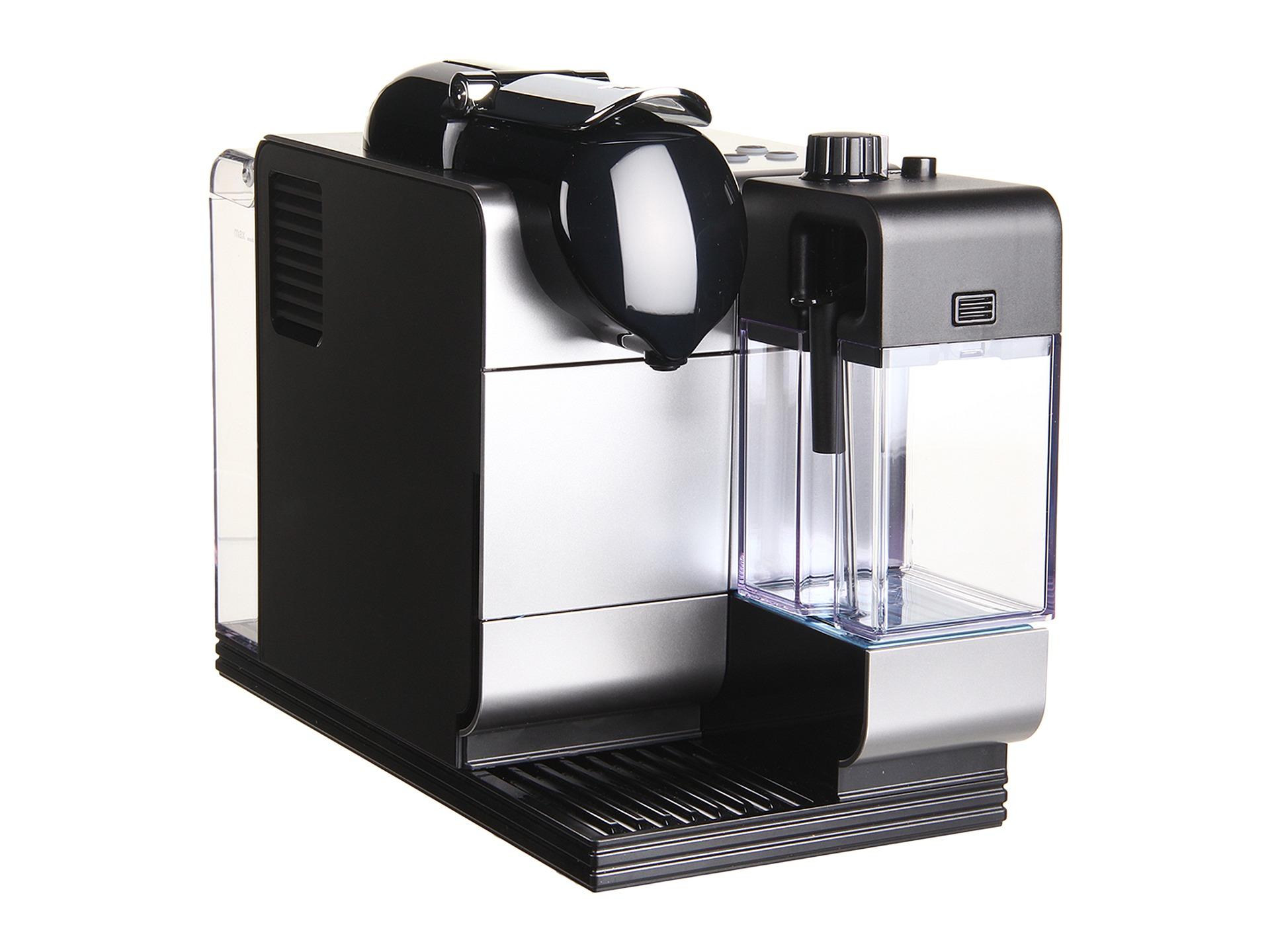 how to use nespresso lattissima plus