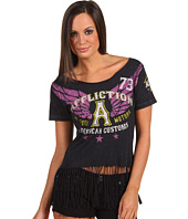 Affliction - High Speed Love Fringe Scoop
