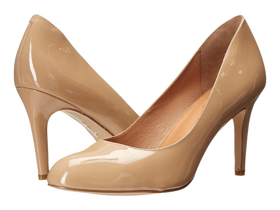 Corso Como Del (Beige Patent) High Heels