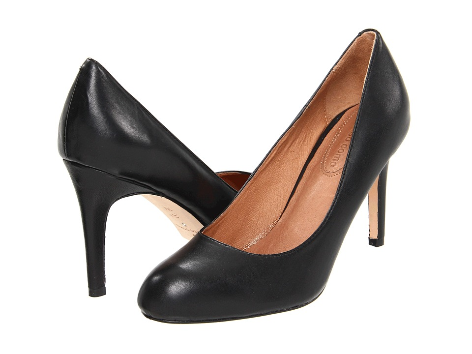 Corso Como Del (Black Silk Calf) High Heels
