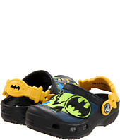 Crocs Kids - Batman™ Custom Glow-in-the-Dark Clog (Infant/Toddler/Youth)