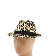 Juicy Couture - Two-Toned Cropped Fedora
