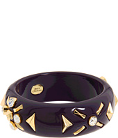 Juicy Couture - London Lights - Studded Wide Bangle Bracelet