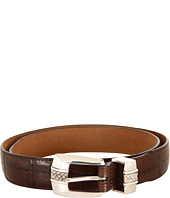 Brighton - Concord Croco Taper Belt