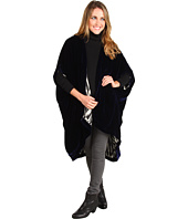 Winter Kate - Velvet with Contrast Lining Poncho
