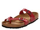 Birkenstock - Mayari (Sangria Birko-Flor  ) - Footwear