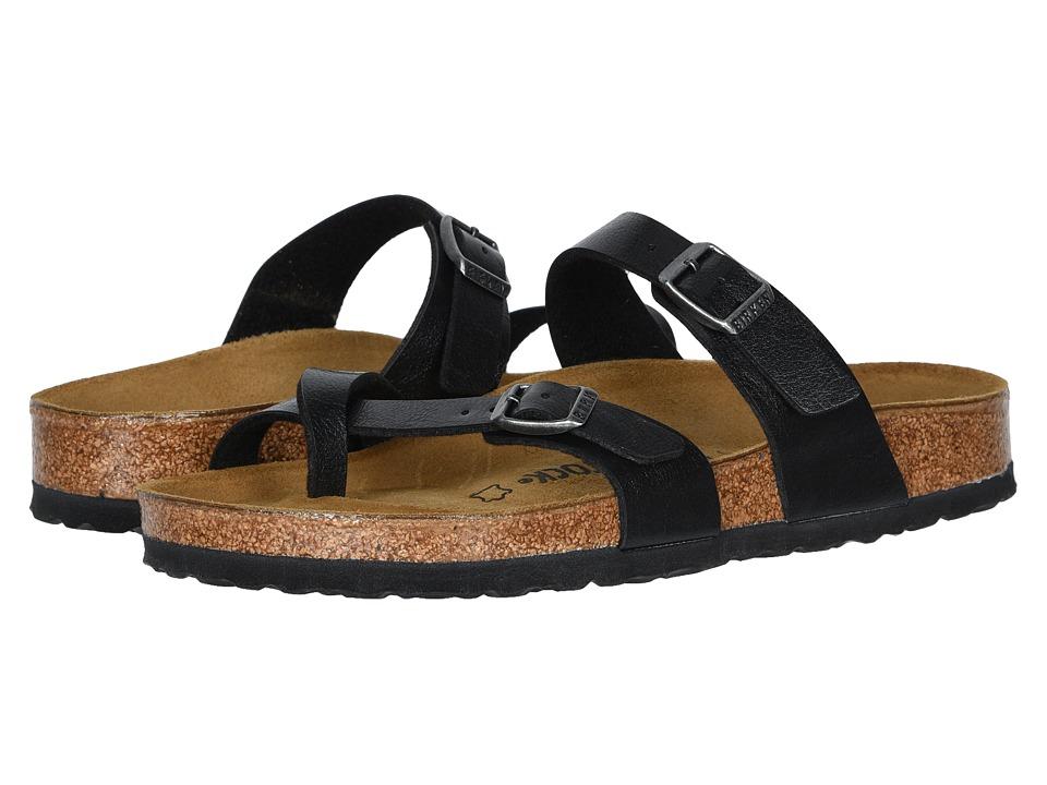 Birkenstock - Mayari (Licorice Birko-Flor(r)) Womens Sandals