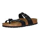 Birkenstock - Mayari (Licorice Birko-Flor  ) - Footwear
