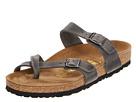 Birkenstock - Mayari (Iron Oiled Leather) - Footwear