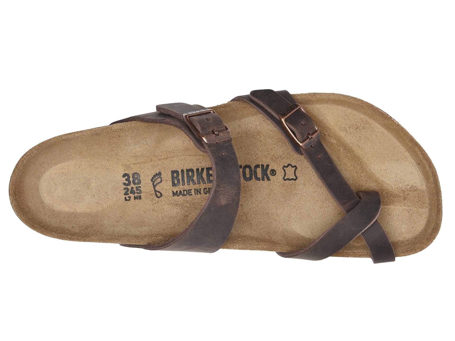 birkenstock mayari 37 mocha
