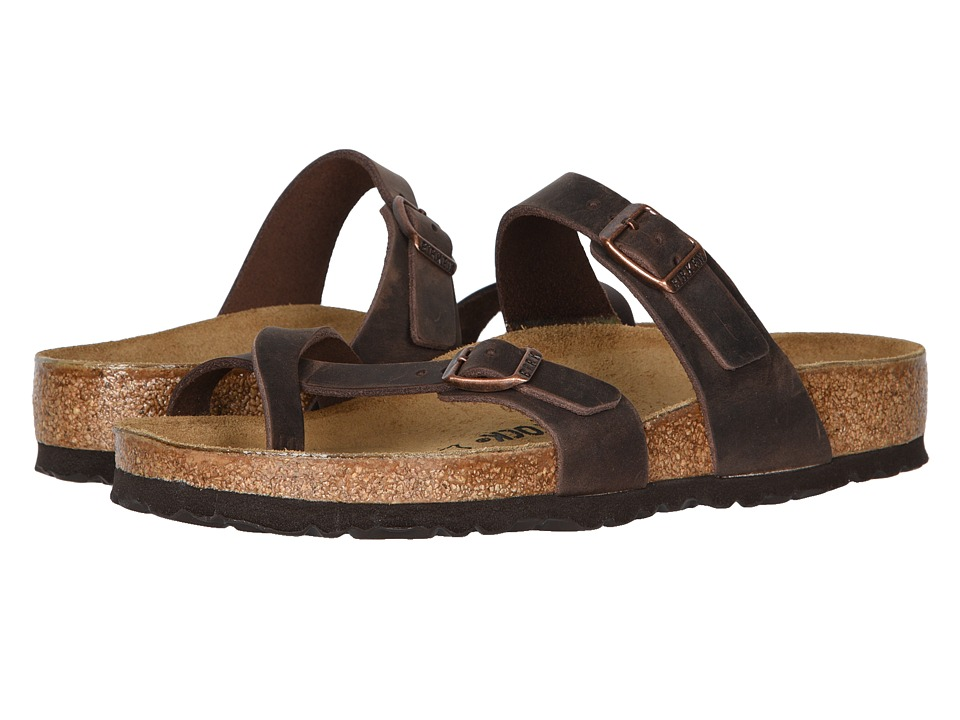 Birkenstock Mayari (Habana Oiled Leather) Women