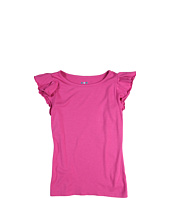 Three Little Dots Kids - S/L Ruffle Top (Little Kids)