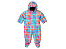 Roxy Kids - Lightening Bug Insulated 5K One-Piece Suit (Infant) (Newport Gingham) - Apparel