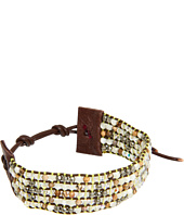Chan Luu - Neon White MOP Mix Stone Single Bracelet