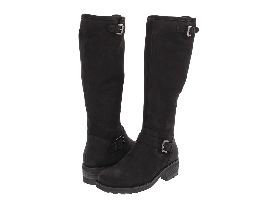 La Canadienne - Caleb (Black Nubuck) Women