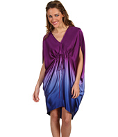 Nicole Miller - Ombre Charmeuse Dress