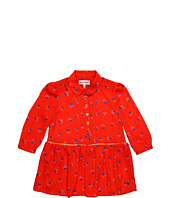 Juicy Couture Kids - Bloomsbury Charmeuse Floral Shirt Dress (Toddler/Little Kids/Big Kids)