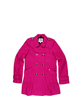 Juicy Couture Kids - Wool Melton Peacoat (Toddler/Little Kids/Big Kids)