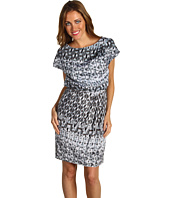 Vince Camuto - Abstract Cap Sleeve Dress VC2A1028