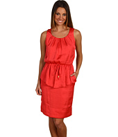 Vince Camuto - Sleeveless Pepulm Dress VC2X1095