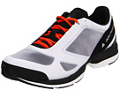 adidas by Stella McCartney - Diorite Adizero (White Black/Red) - Footwear