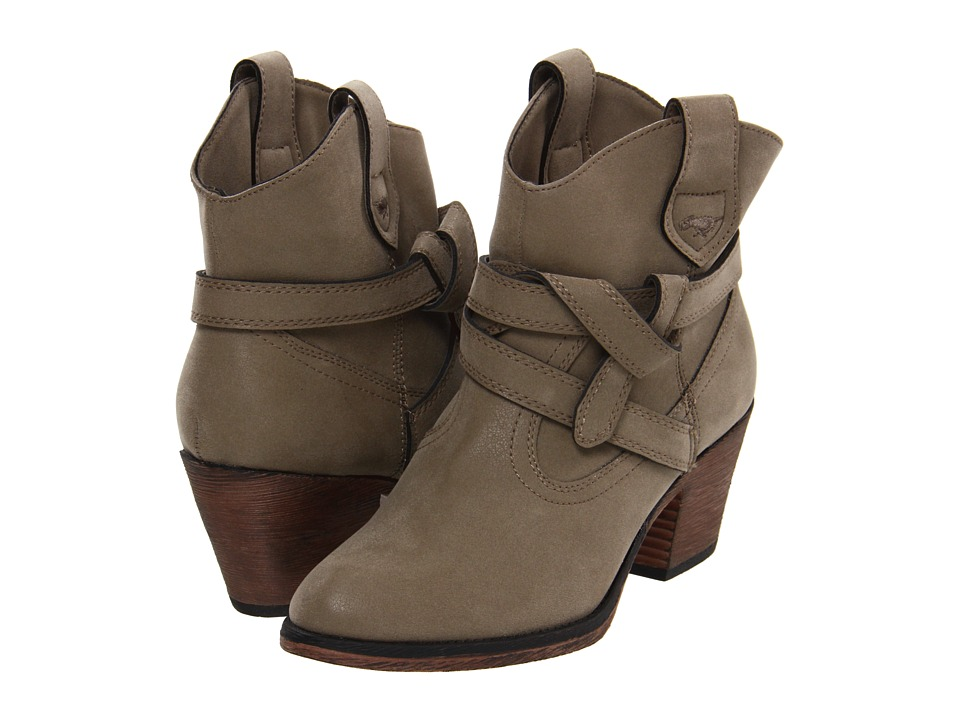 Rocket Dog - Sayla (Mushroom Vintage Worn) Womens Boots