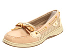 Sperry Top-Sider - Angelfish (Linen/Gold Glitter)