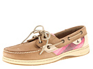Sperry Top-Sider - Bluefish 2-Eye (Linen/Rose Plaid Sequins)