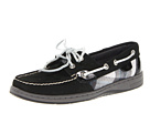 Sperry Top-Sider - Bluefish 2-Eye (Black/Gray Plaid)