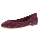 Sperry Top-Sider - Emma (Berry Suede Rhinestones) - Footwear