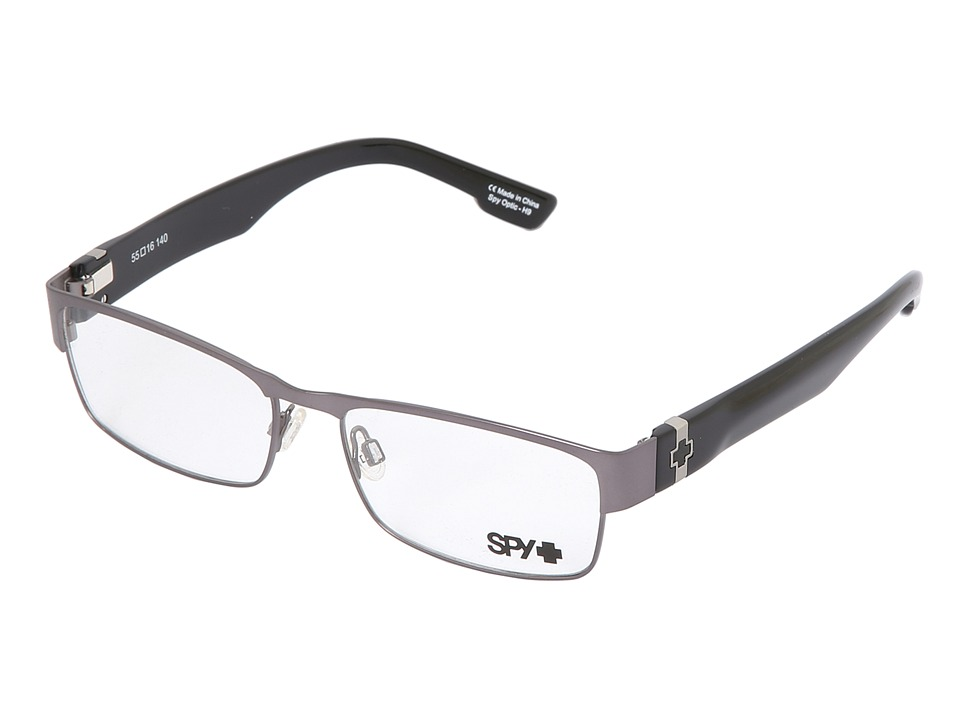 Spy Optic - Trenton (Gunmetal/Black) Sport Sunglasses