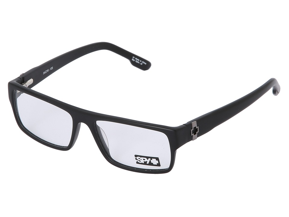 Spy Optic - Vaughn (Matte Black) Sport Sunglasses