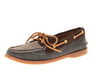 Sperry Top-Sider - A/O 2 Eye (Brown Herringbone/Corduroy)