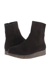 Costume National - Suede Zip Up Boot
