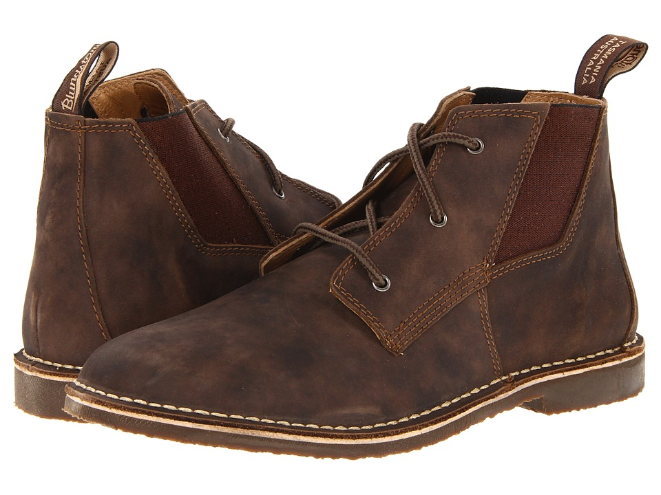 Blundstone BL268 (Rustic Brown) Men