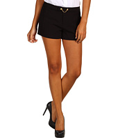 Juicy Couture - Rounded Double Cloth Short
