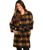 Juicy Couture - Buffalo Check Coat