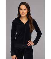 Juicy Couture - Original Velour L/S Hoodie