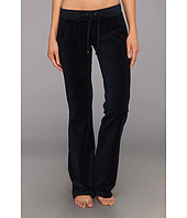 Juicy Couture - Original Velour Bootcut Pant w/ Snap Pocket