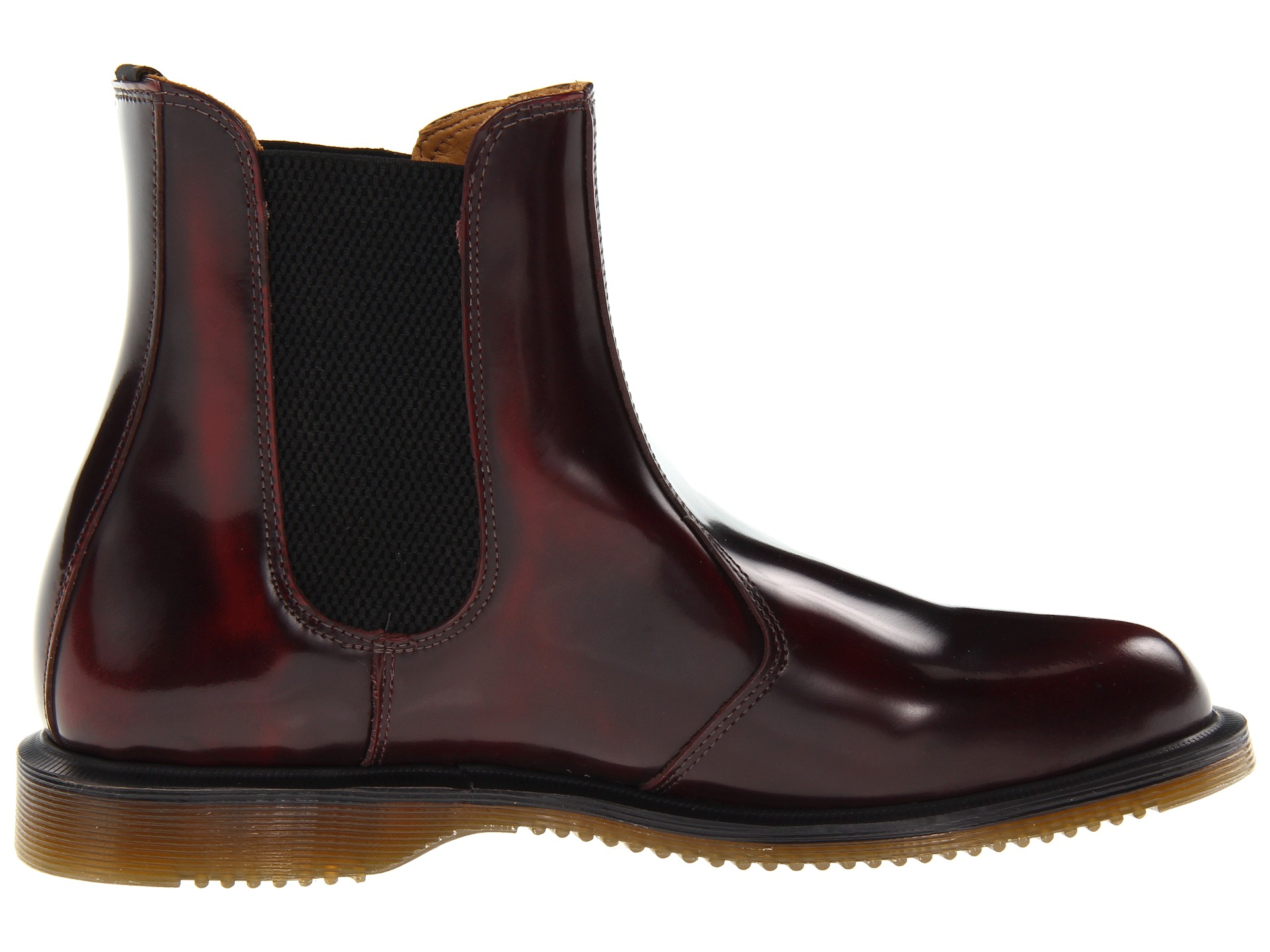 dr martens flora chelsea boot free shipping both ways. Black Bedroom Furniture Sets. Home Design Ideas