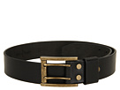 Cole Haan - Double Prong Belt (Black) - Apparel